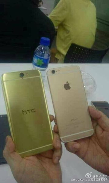 HTC Aero i iPhone 6