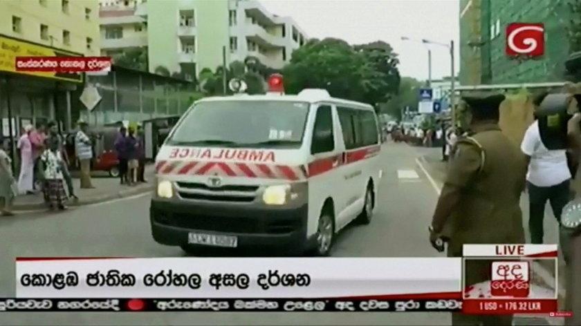 Sri Lanka. Eksplozje w hotelach i kościołach