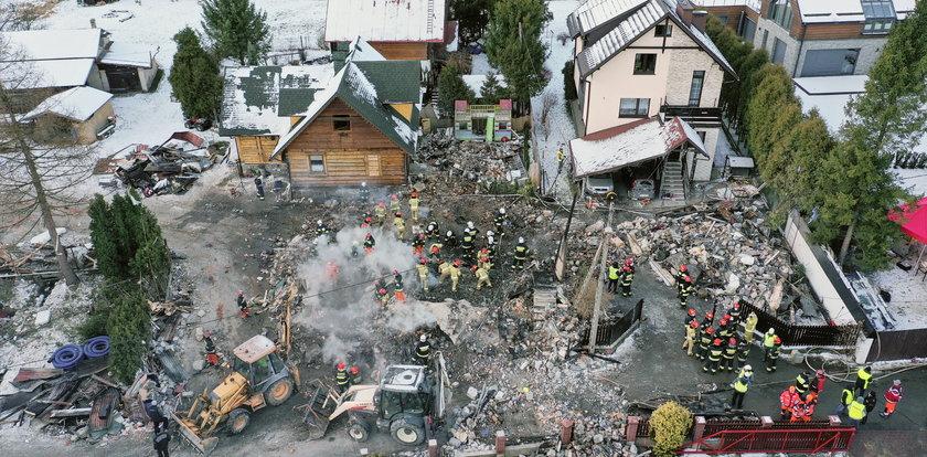 Wybuch gazu w Szczyrku. Zginęła niemal cała rodzina. Nowe fakty