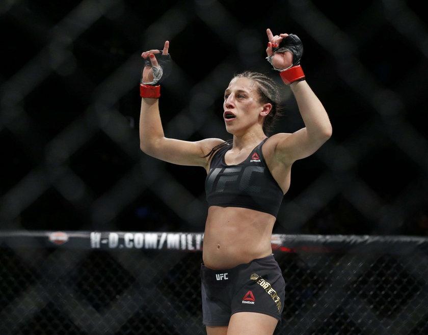 Joanna Jędrzejczyk nie wraca do Polski. Mistrzyni UFC wystąpi w reality show