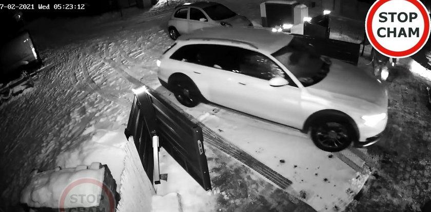 Tak kradną samochody we Wrocławiu! Zobacz FILM