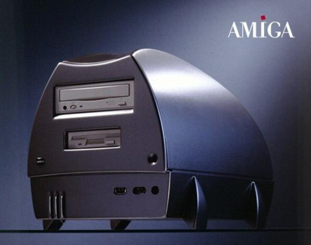 Amiga Walker, źródło: Amiga Technologies