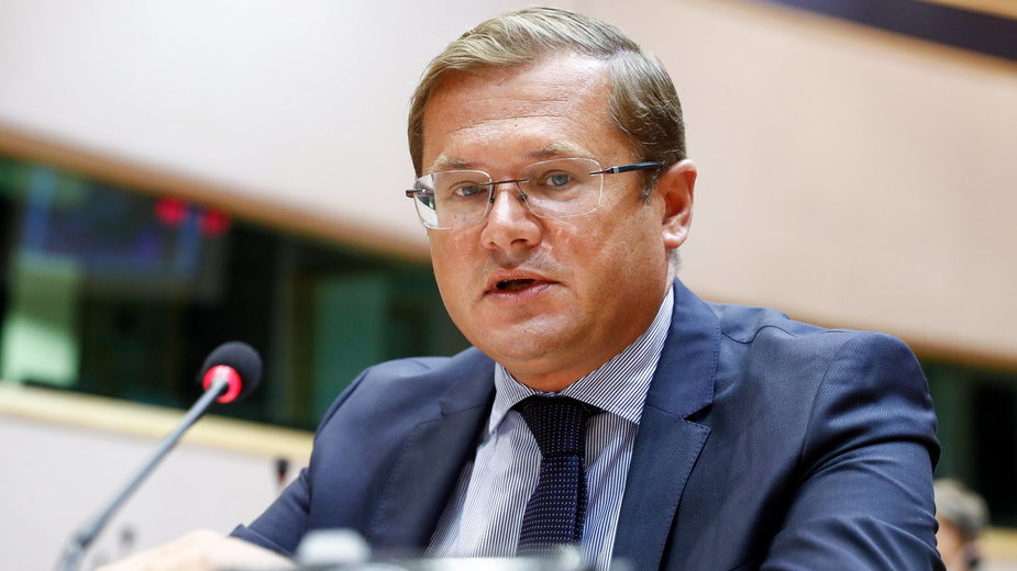 Ambasador Polski przy UE Andrzej Sadoś