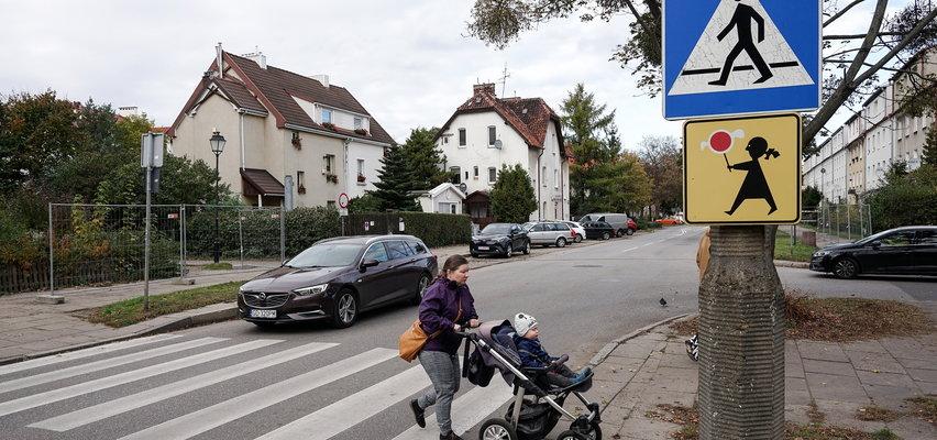 Bezpieczniej na pasach we Wrzeszczu! Ruszyła przebudowa skrzyżowania na ul. Chrobrego z Lilii Wenedy
