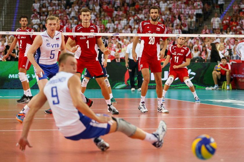 Zobaczcie zdjęcia z awantury po meczu Polska - Rosja, gdzie Spiridonow opluł polskich fanów!