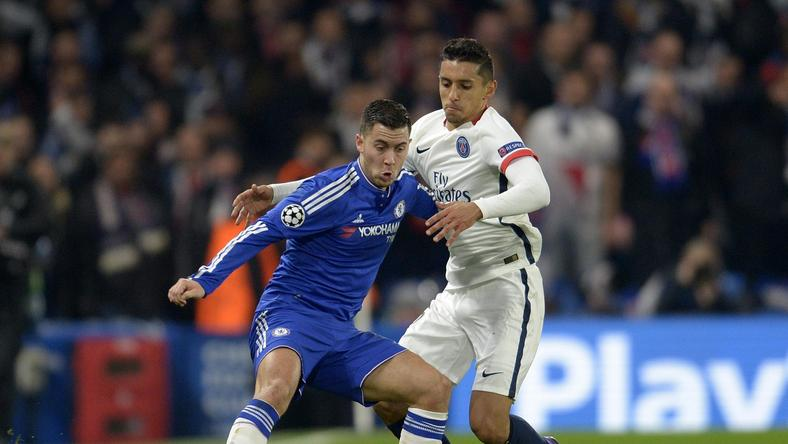 FOOTBALL - UEFA CHAMPIONS LEAGUE - CHELSEA v PARIS SG