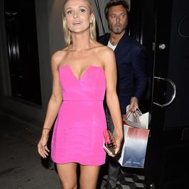 Joanna Krupa w bardzo krótkiej sukience. Seksowna?