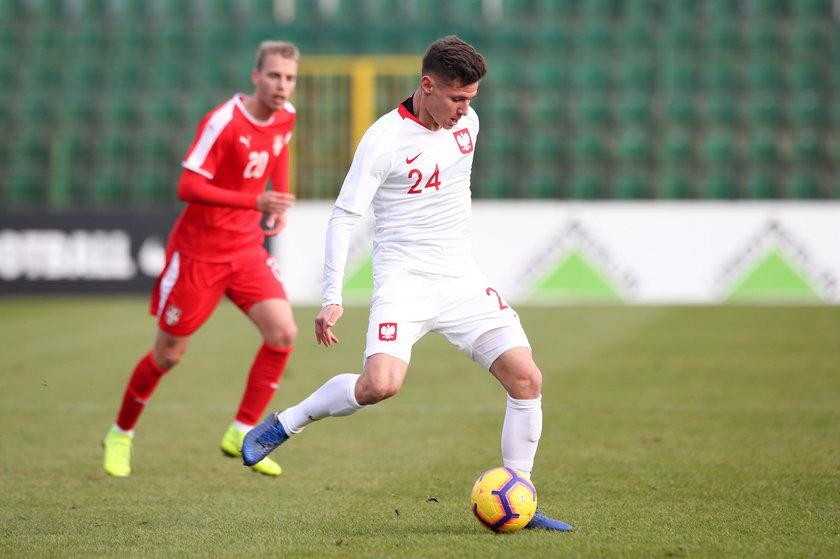 Dziś (10 września) o 18.00 reprezentacja Polski U-21 gra w Białymstoku z Estonią w eliminacjach mistrzostw Europy.