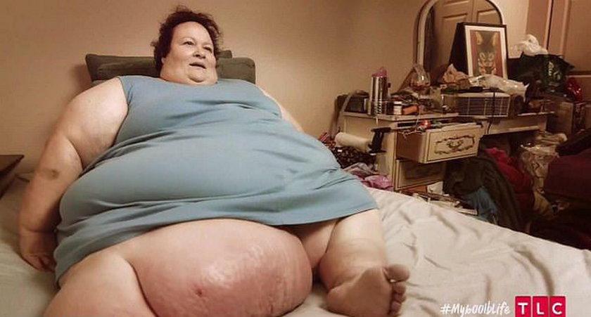 Ważyła 307 kg. Schudła i znalazła miłość!