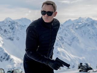 2015 - Spectre - Movie Set