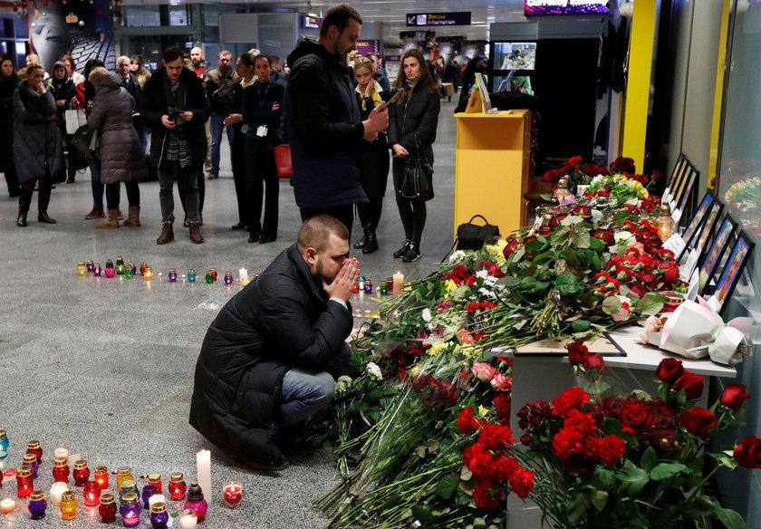 Katastrofa ukraińskiego samolotu w Iranie