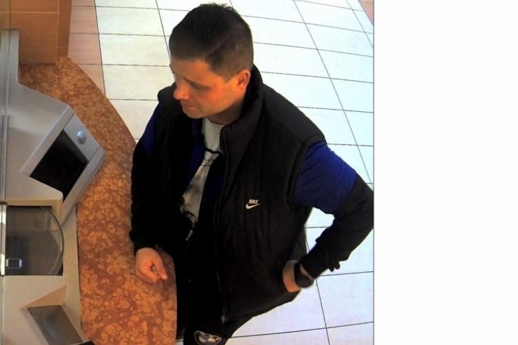 A súlyos testi sértés miatt keresett férfi /Fotó: police.hu