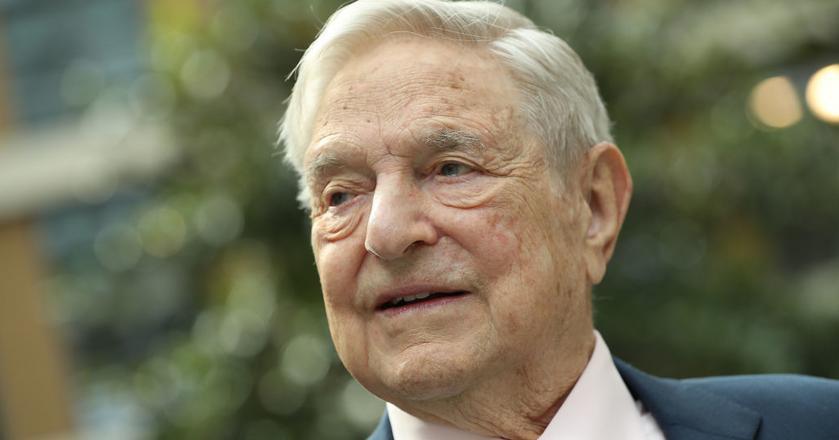 George Soros uważa, że ataki na jego osobę są zupełnie nieuzasadnione