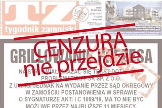 Cenzura nie przejdzie! Akcja solidarnościowa wydawców mediów lokalnych