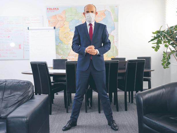 fot. Maksymilian Rigamonti Borys Budka przewodniczący Platformy Obywatelskiej, radca prawny, doktor nauk ekonomicznych. W 2015 r. był ministrem sprawiedliwości
