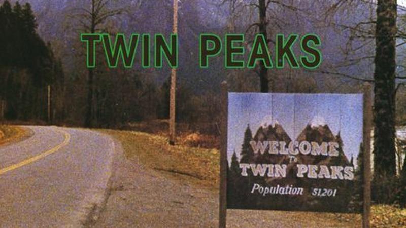 """""""Miasteczko Twin Peaks"""" - ścieżka dźwiękowa"""