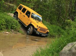 Jeep Wrangler Unlimted 2.0 T – kompan wakacyjnej przygody