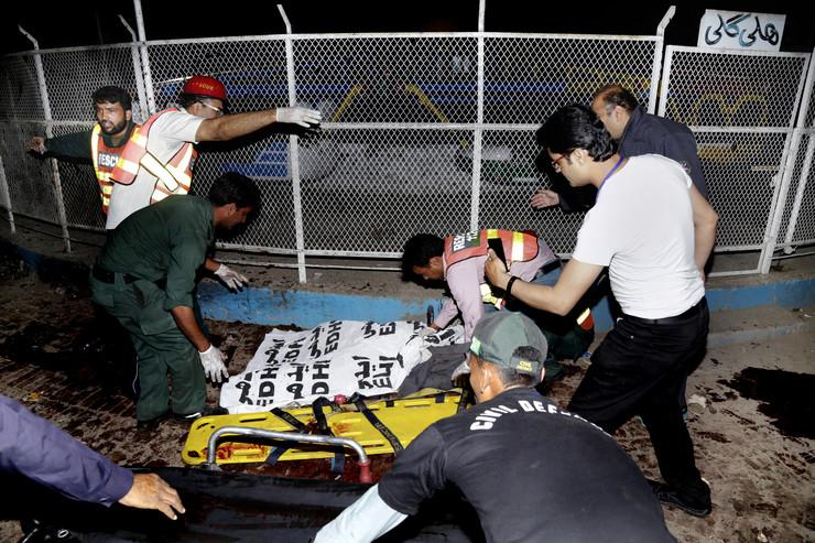 pakistan napad uskrs foto tanjug ap