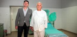 Chirurg i urolog przyjęli poród