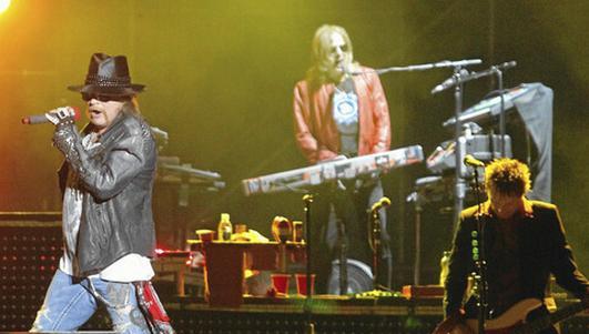 Guns N' Roses zagra na Stadionie Śląskim