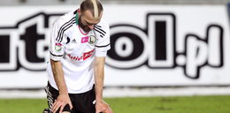 Skandaliczne zachowanie piłkarza! To już koniec Ljuboji w Legii!