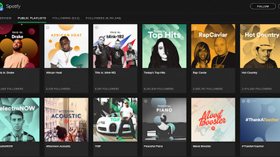 Music Streaming: Playlist curators are replacing DJs [Comment]