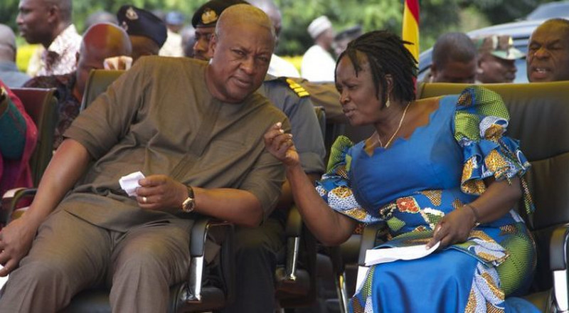 Mahama is a man of vision and leader you can trust – Prof Opoku-Agyemang