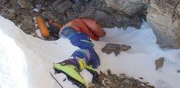 Mroczna tajemnica zielonych butów na Mount Everest