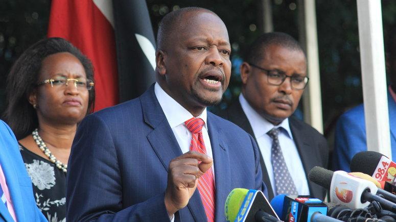 3 more cases of Coronvirus confirmed in Kenya - Health CS Mutahi ...