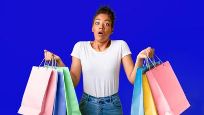 Shopping doesn't have to be hectic!