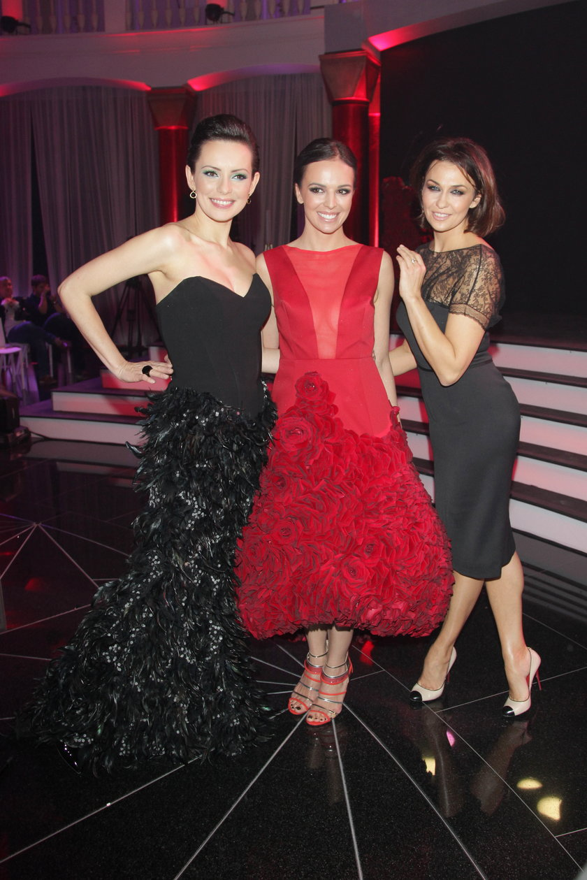 Dorota Gardias, Anna Wendzikowska, Anna Popek