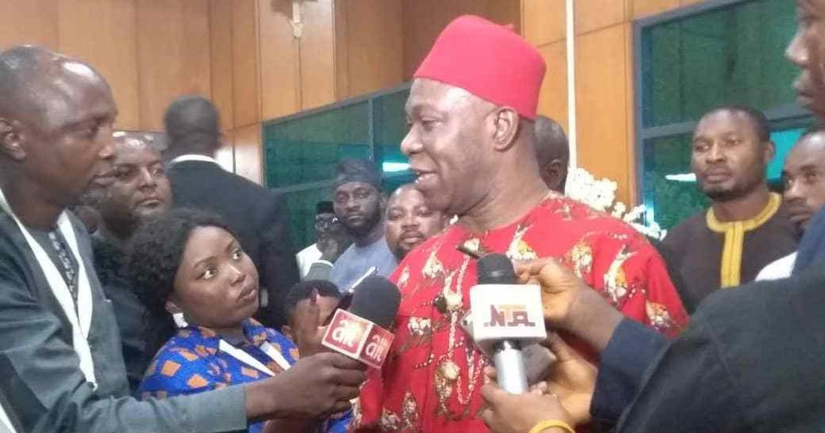 No constituency projects will be abandoned in Enugu West - Ekweremadu - Pulse Nigeria