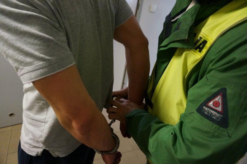 Bandyci napadli na kolegę