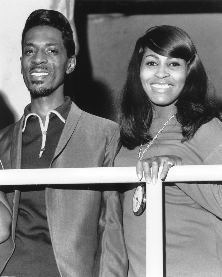 Tina Turner za młodu