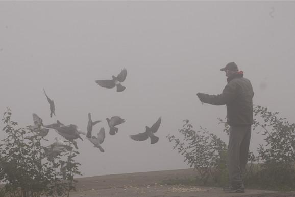 Zagađenje vazduha sve veće