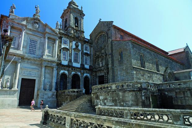 Kościół św. Franciszka, Porto