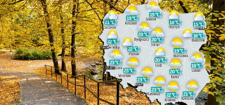 Jaka pogoda na weekend? Dobre wieści po wichurach i sztormach!