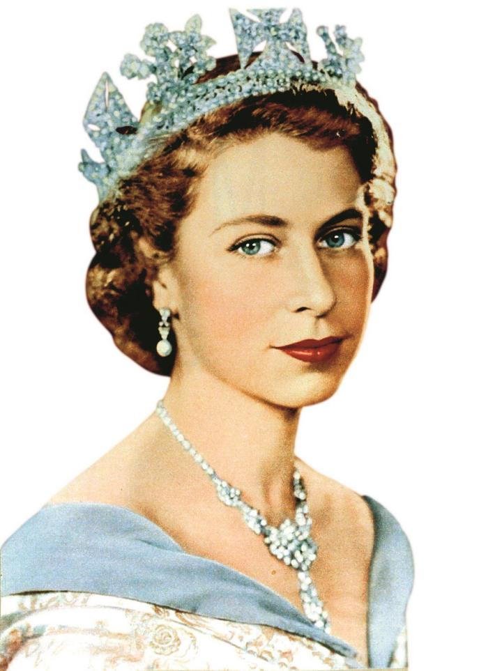 Queen Elizabeth II, 1952 Portrait.8 November 1999, The Queen returns to Ghana which she has not visi