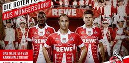 Niemiecki klub pokazał nowe stroje, wyglądają jak mundury!