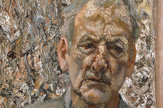 Lusijan Frojd autoportret EPA ANDREA MEROLA
