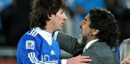"""Messi i Ronaldo o Maradonie. """"Opuścił nas, ale nigdzie się nie wybiera. Diego jest wieczny"""""""