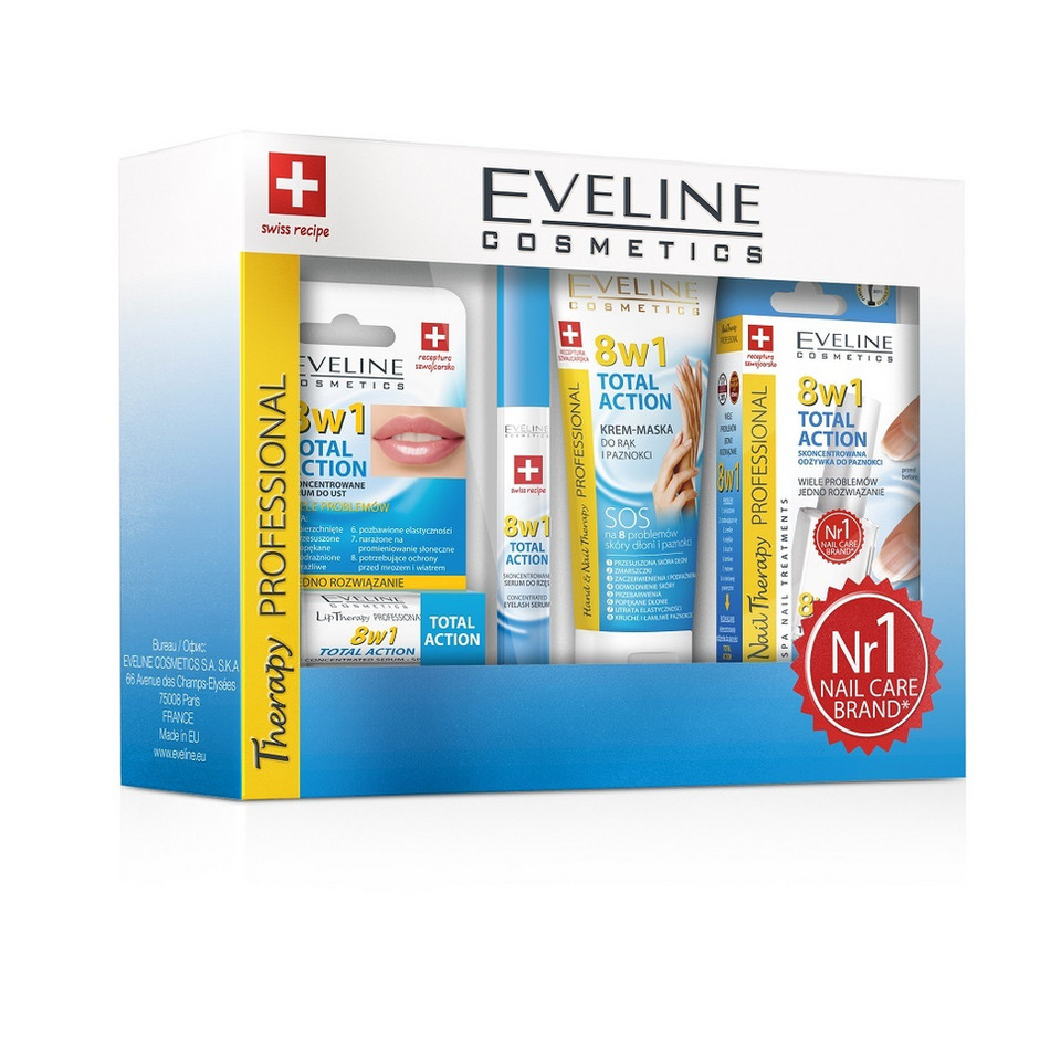 Zestaw Total Action Therapy Professional Eveline Cosmetics
