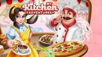 1 My Kitchen Adventures - Artwork: Kucharz