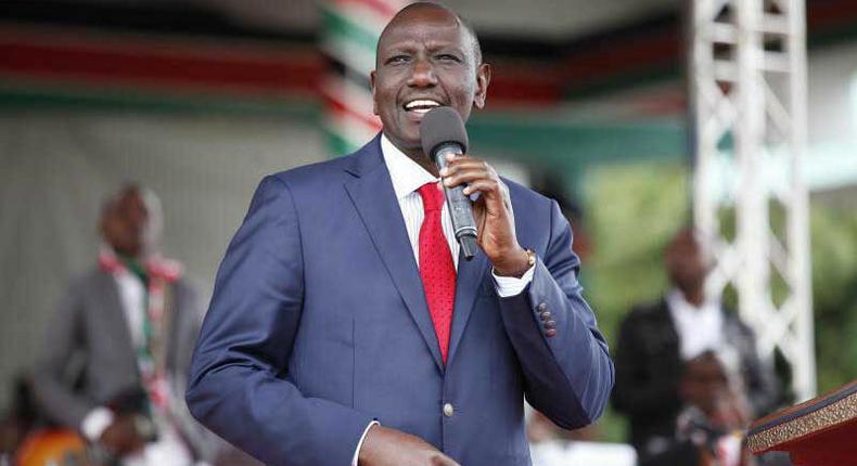 Welcome man Stevo - DP Ruto welcomes Kalonzo Musyoka to Jubilee