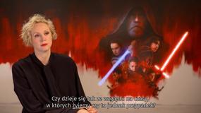"""Gwendoline Christie: kobiety w """"Gwiezdnych wojnach"""" muszą być liderami"""