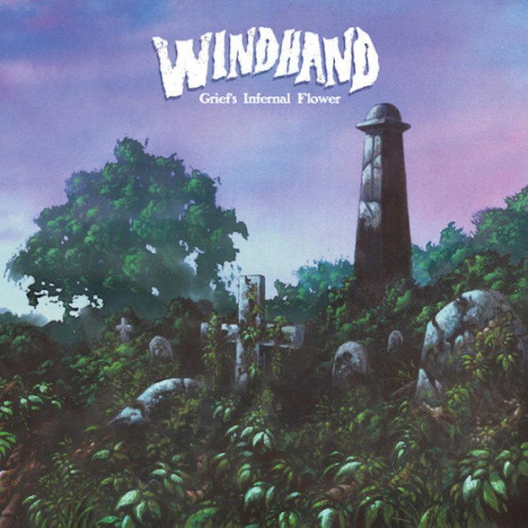 "Windhand – ""Grief's Infernal Flower"""