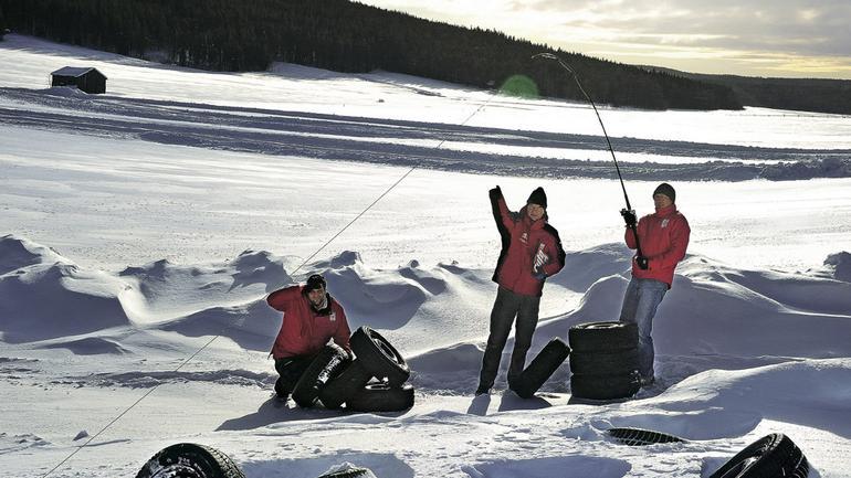 Test opon zimowych 205/55 R16: czas wyłowić najlepsze zimówki