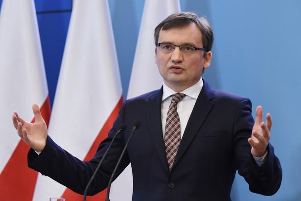To spotkanie w siedzibie TK było spotkaniem sędziów, a nie stricte sądem konstytucyjnym - oświadczył we wtorek minister sprawiedliwości-prokurator generalny Zbigniew Ziobro