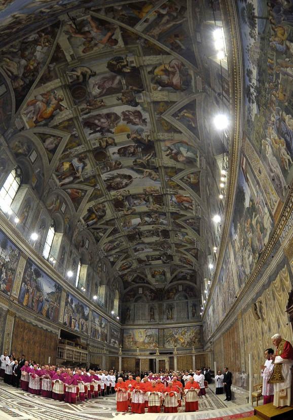 Deo krova kapele