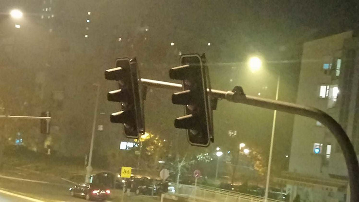 semafori novi beograd